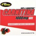 Carnitina 100 Gel bustine20